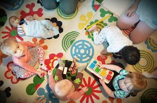 Baby and Toddler Group Mornings